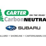 Cater subaru carbon neutral